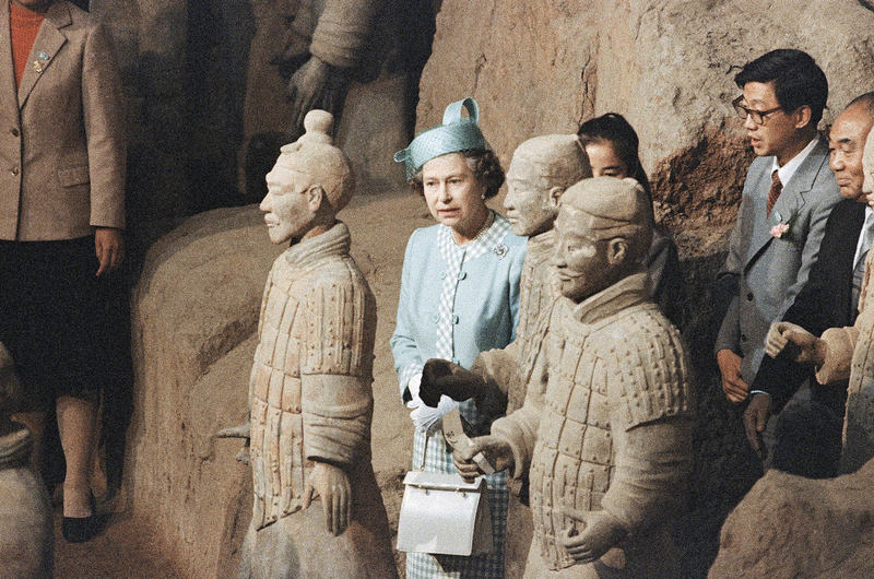 Archeologists search for foreign soldiers amongst Terracotta Army
