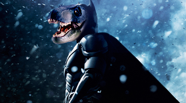 Stop the f&*%king presses: China discovers 'Batman Dinosaur'