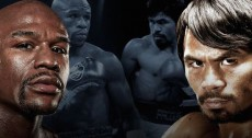 Catch the Manny Pacquiao and Floyd Mayweather Jr. fight tomorrow morning at The Tavern Sports Bar