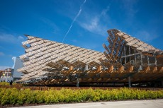 China Pavilion opens at Expo Milano 2015, isn't weird architecture