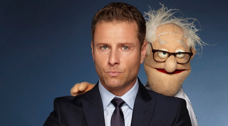WIN! Comedian Paul Zerdin on performing for the Royal Family and resurrecting ventriloquism