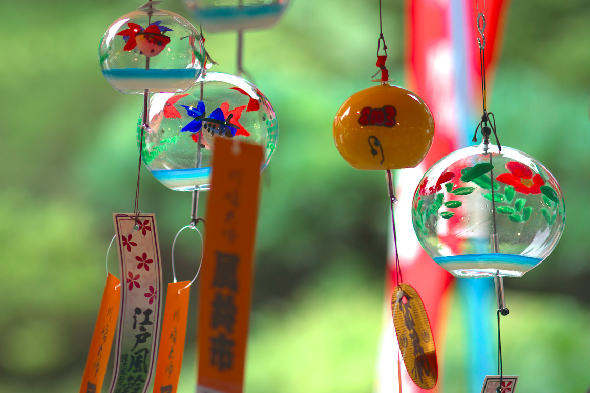 Month-long festival canceled after Chinese tourists steal over 1,000 wind chimes