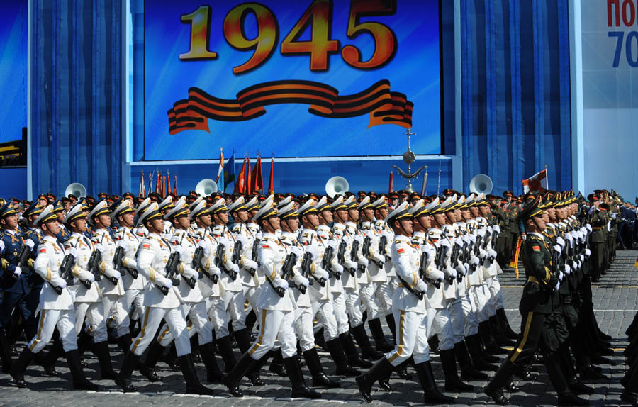 State Council declares national holiday for September 3 to mark V-J Day