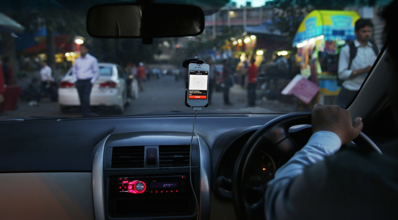 Guangzhou government to bust out Uber copy