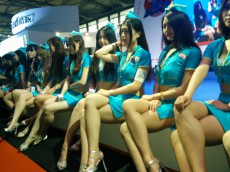 Netizens are freaking out at prospect of ChinaJoy cleavage crackdown
