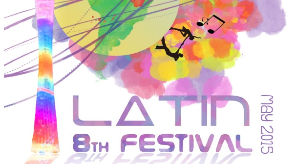 The eighth annual Latin Festival