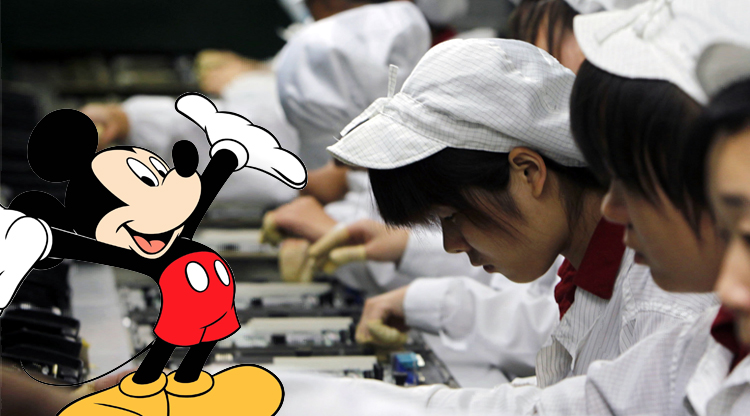 Apple's factories in China are 'the happiest place on earth' according to Apple exec