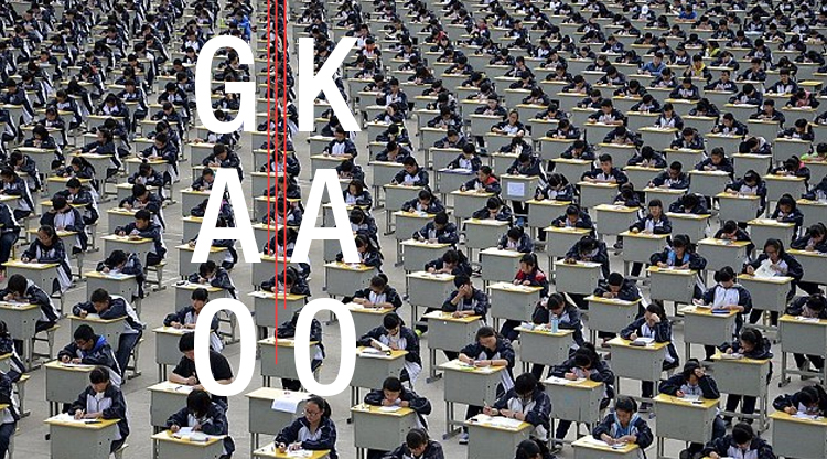 Drones on patrol and trees on fire: The Gaokao, 2015