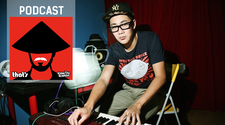 Electronic music with Chinese characteristics - the latest KFK podcast