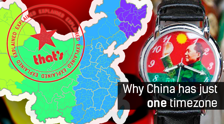 Explainer: Why Does China Only Have One Timezone?