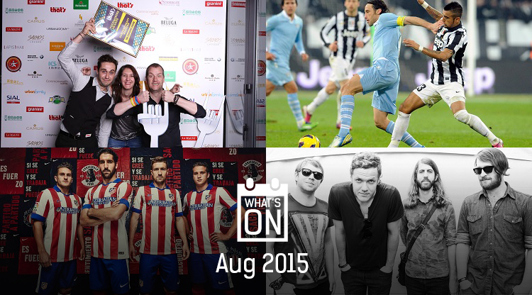 What's On in Shanghai: August 2015