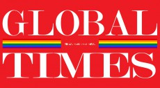 Global Times sends best wishes to 'the homosexuals' and also to humans