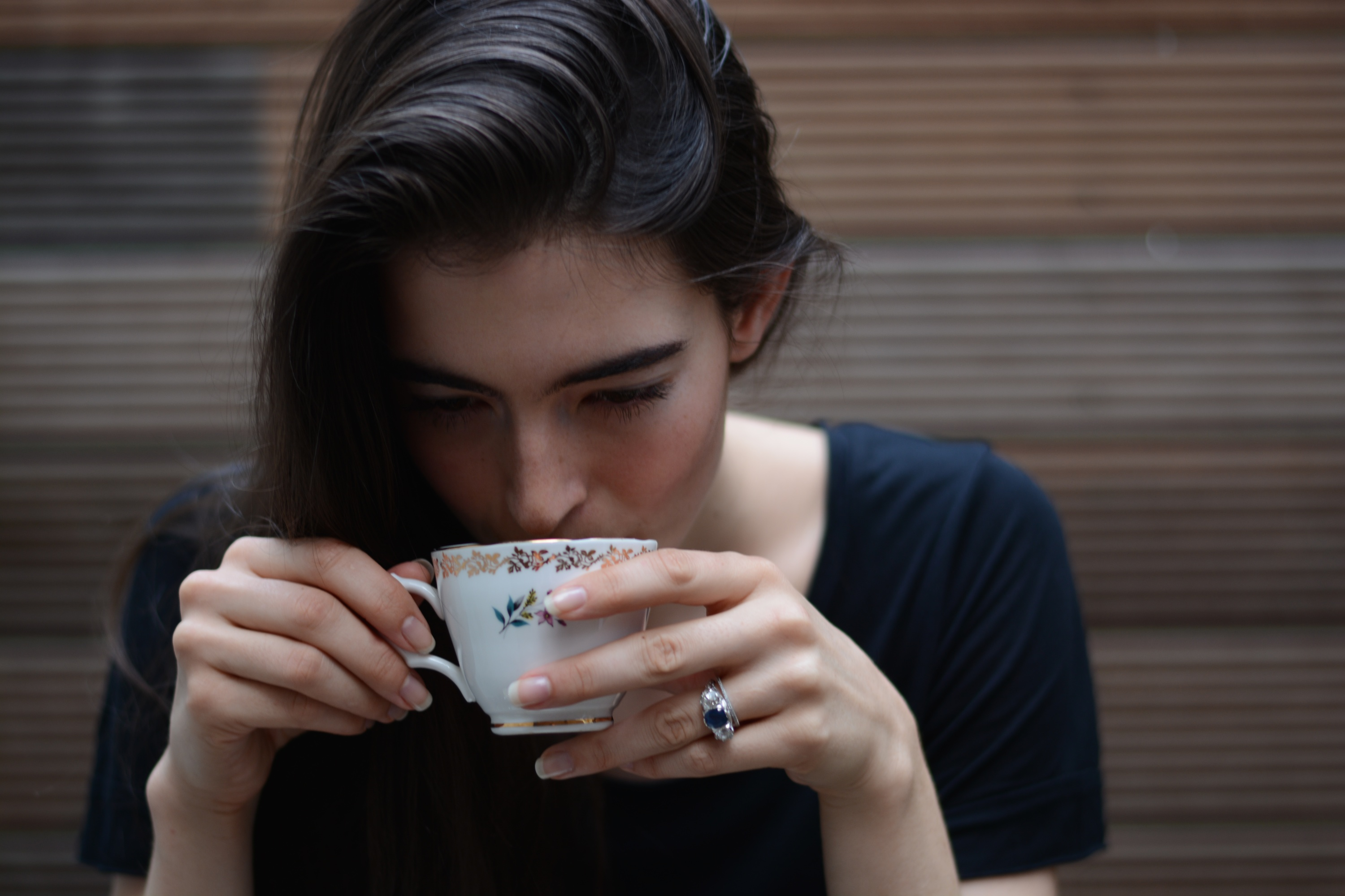 should teenagers be drinking coffee