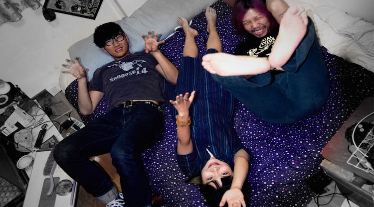 Interview: Beijing trio Hedgehog not ready to grow up
