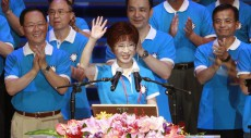 Taiwan set to elect first female president