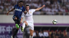 Real Madrid serves Inter Milan with 3-0 lose in Guangzhou