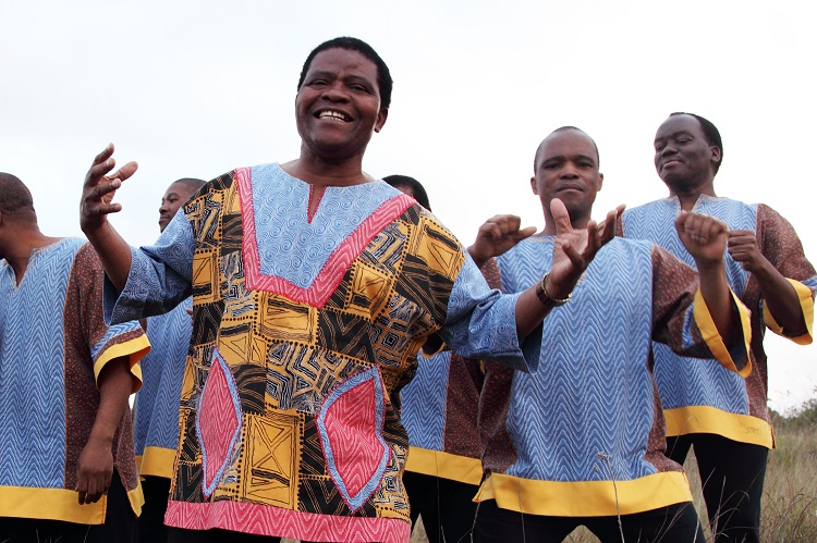 Traveling through time with Ladysmith Black Mambazo