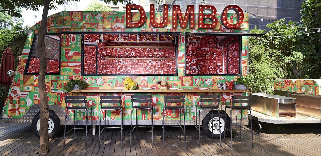 Soundbite: Dumbo truck bar opens this weekend