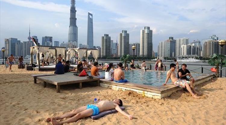 Resultado de imagem para the cool docks shanghai