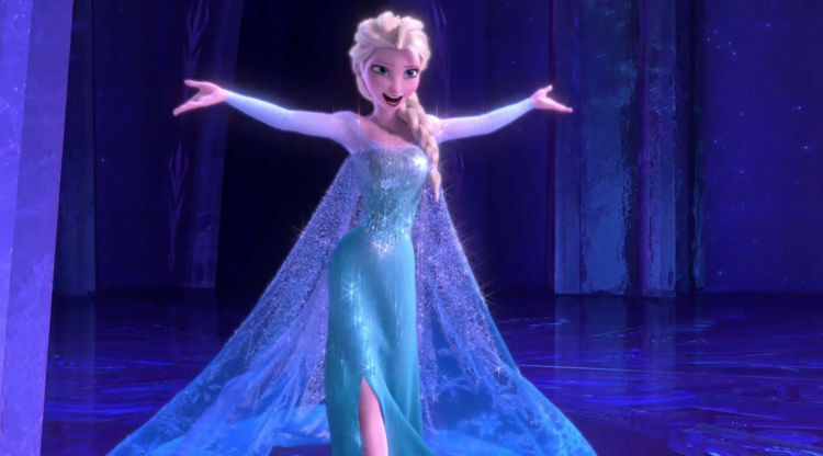Did Beijing Olympic song copy Frozen's 'Let it Go'? This mash-up will help you decide...