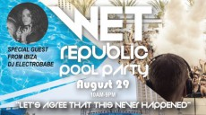 Tickets for the Wet Republic Pool Party now on sale