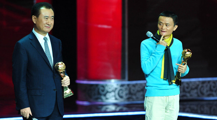 Wang Jianlin is richest Chinese person in the world
