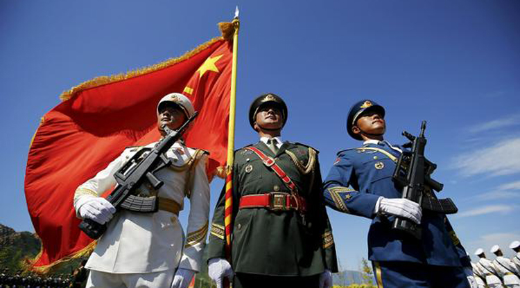 30 foreign leaders to attend China's 'Anti-Fascist' military parade