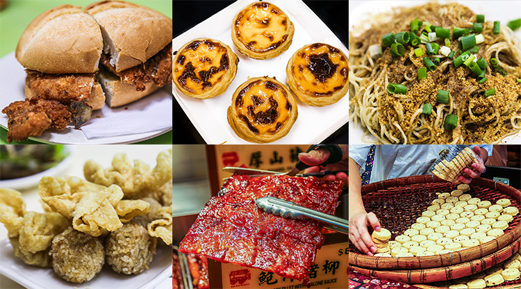 Travel: A casino-free guide to cheap eats in Macau