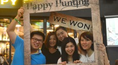 Photos: Happy Hunting at the Happy Monk