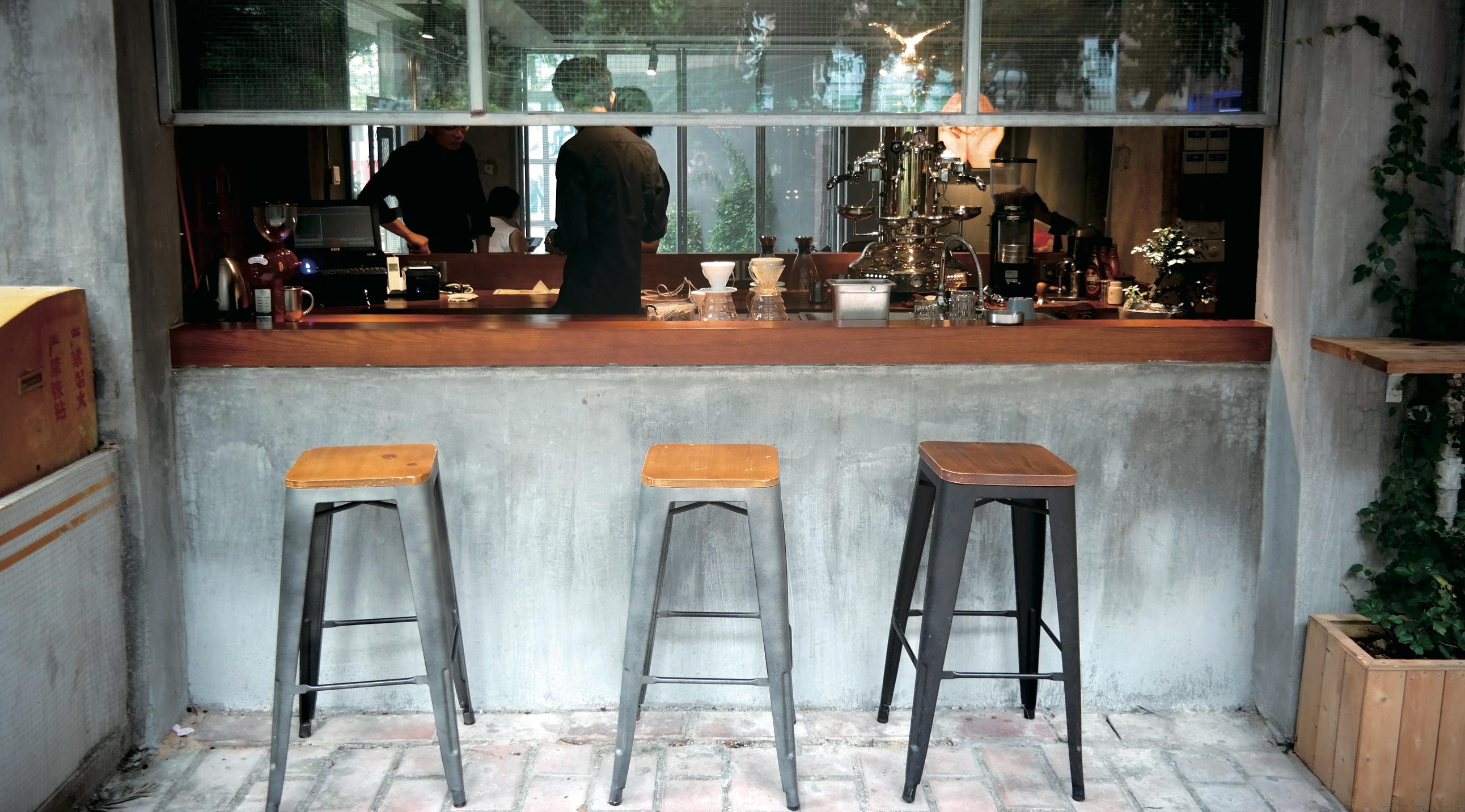Q cafe that s guangzhou
